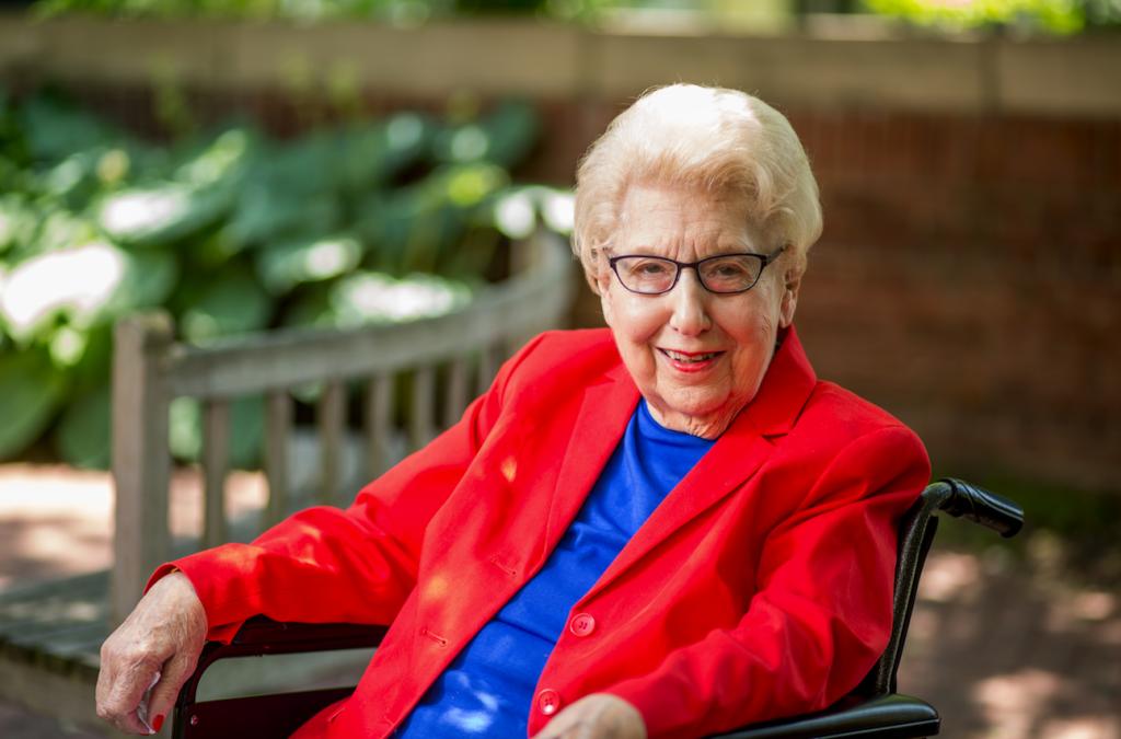 Grand Oaks Resident Elaine Light Has a Taste for Fine Dining