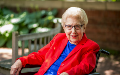 Grand Oaks Resident Elaine Light Has a Taste for Fine Cuisine