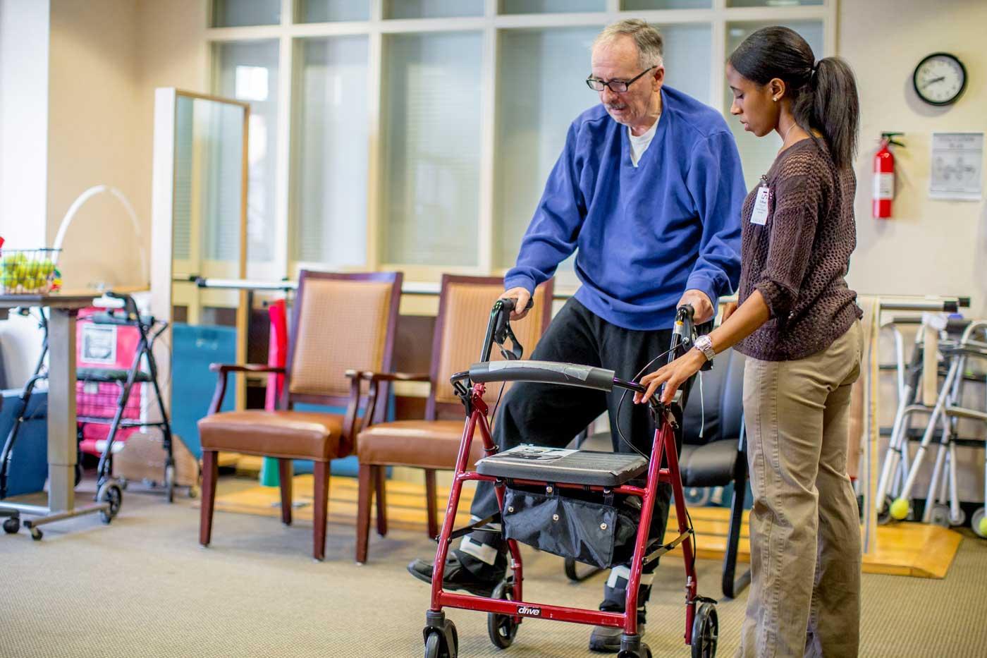 Grand Oaks Respite care rehab