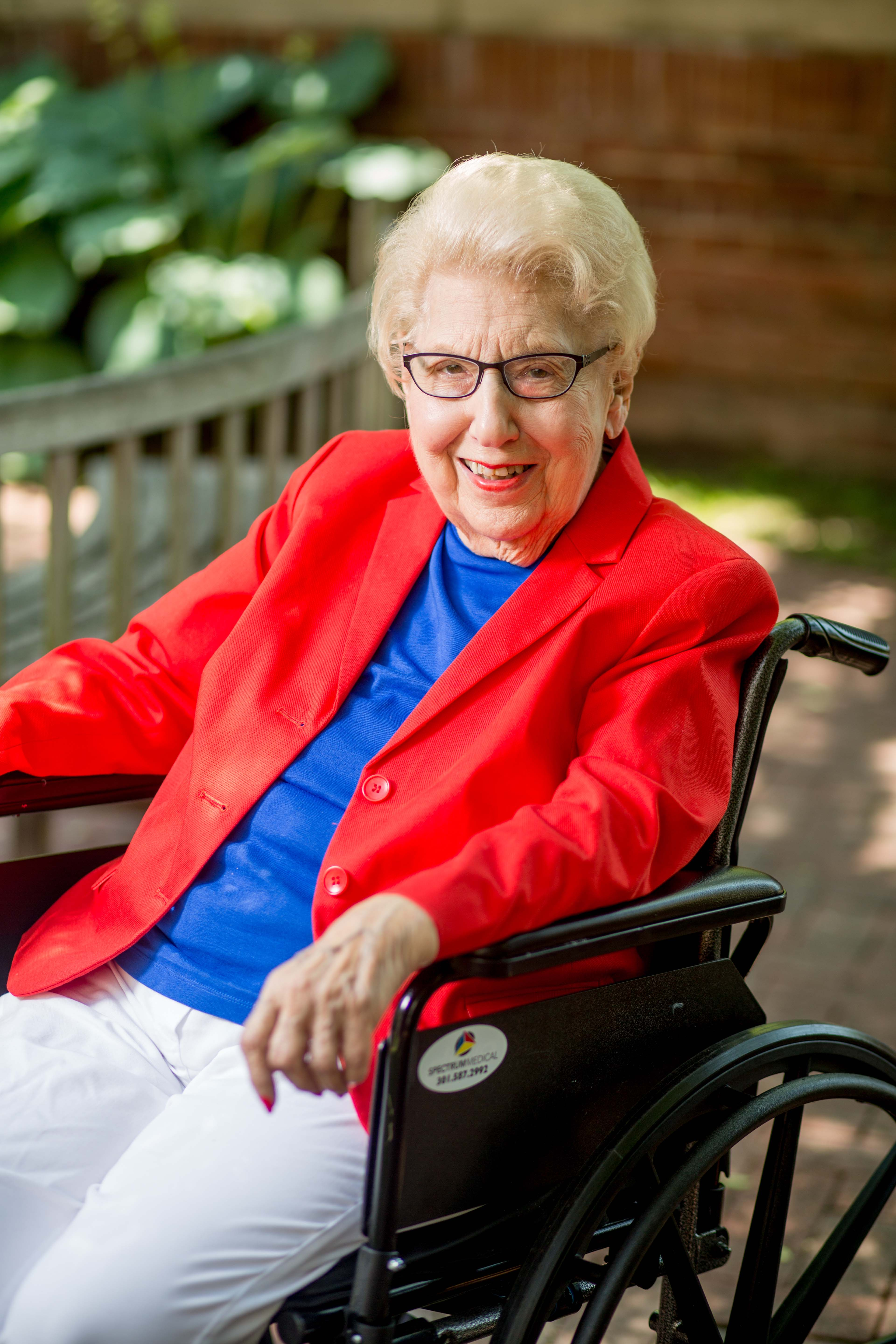 grand oaks assisted living resident