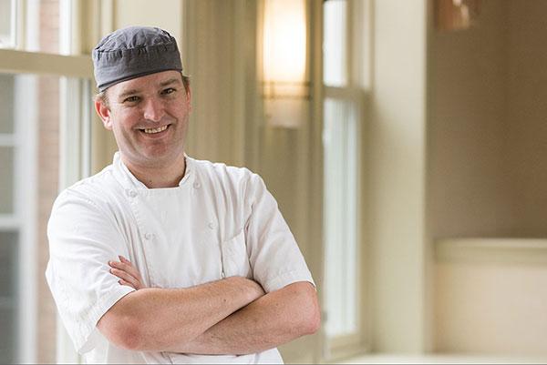 Chef Andrew Conlin