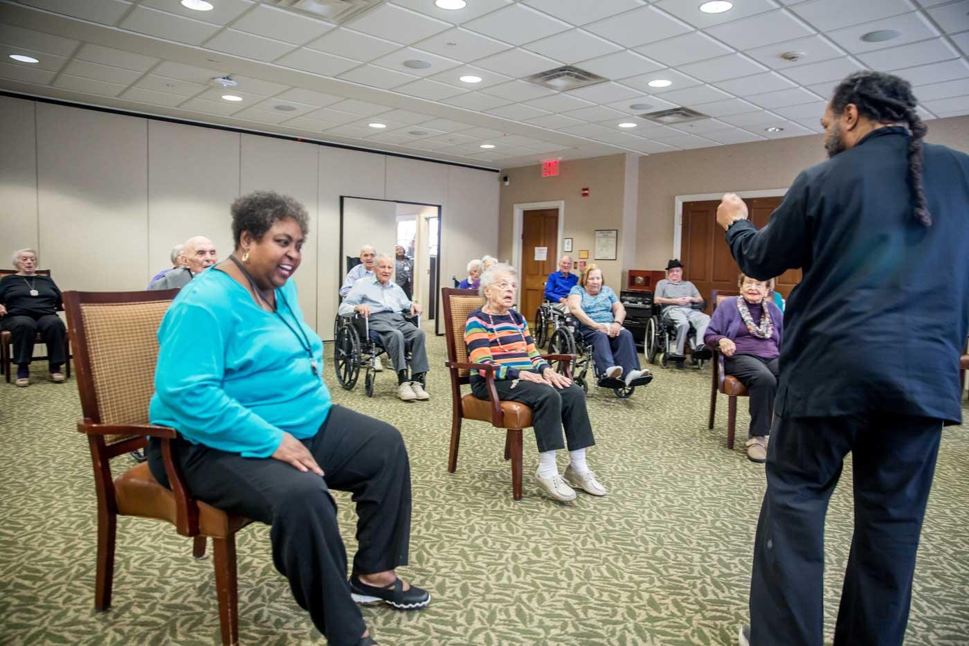 Grand Oaks Sibley Senior Association