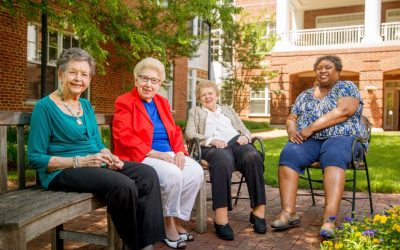 Seniors Help Seniors in Honor of National Senior Citizens Day