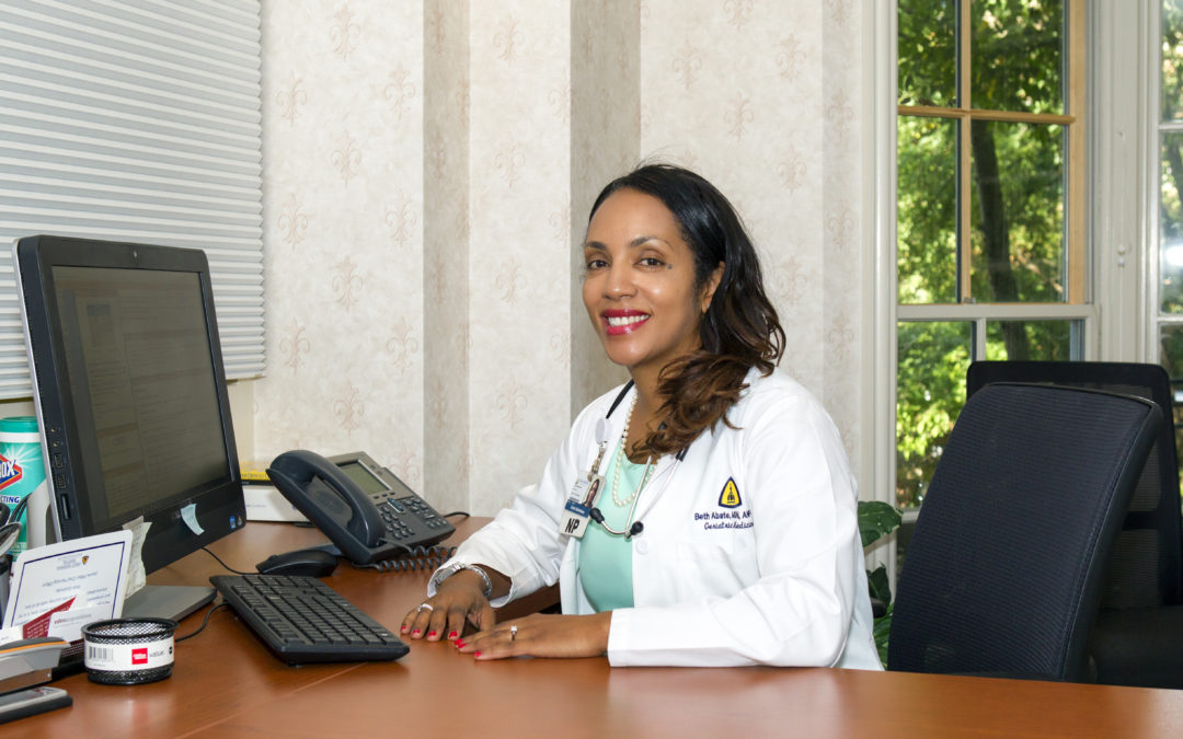 Grand Oaks Nurse Practitioner Publishes Research on  Assisted Living Education & Communication