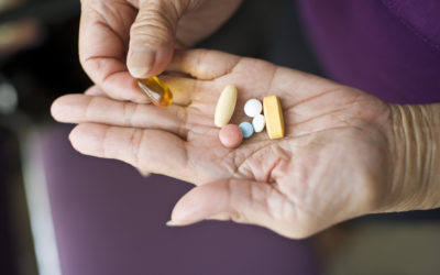 What Seniors Need to Know About Herbal Supplements & Prescription Medications