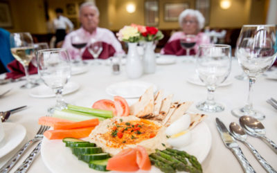 Healthy Nutrition As You Age