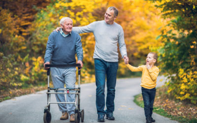 How to Communicate with a Loved One with Alzheimer's Disease or Dementia