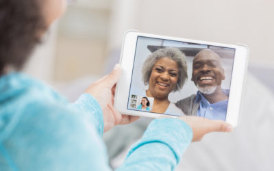 The Power of Your Phone or Tablet for Seniors