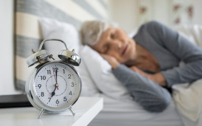 Sleep and Aging: Never Underestimate the Power of a Good Night's Sleep