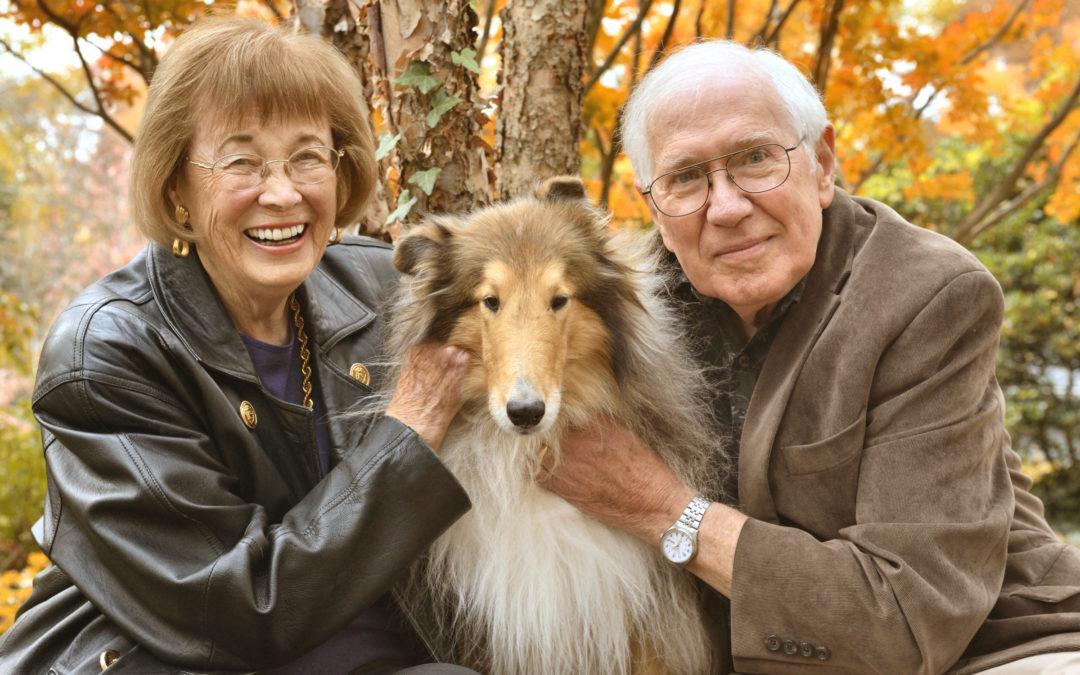 Bruce & Virginia Douglas: Safety, Luxury, & Comfort at Grand Oaks