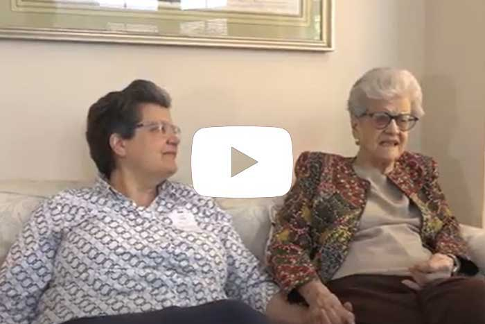 Link to memory care video